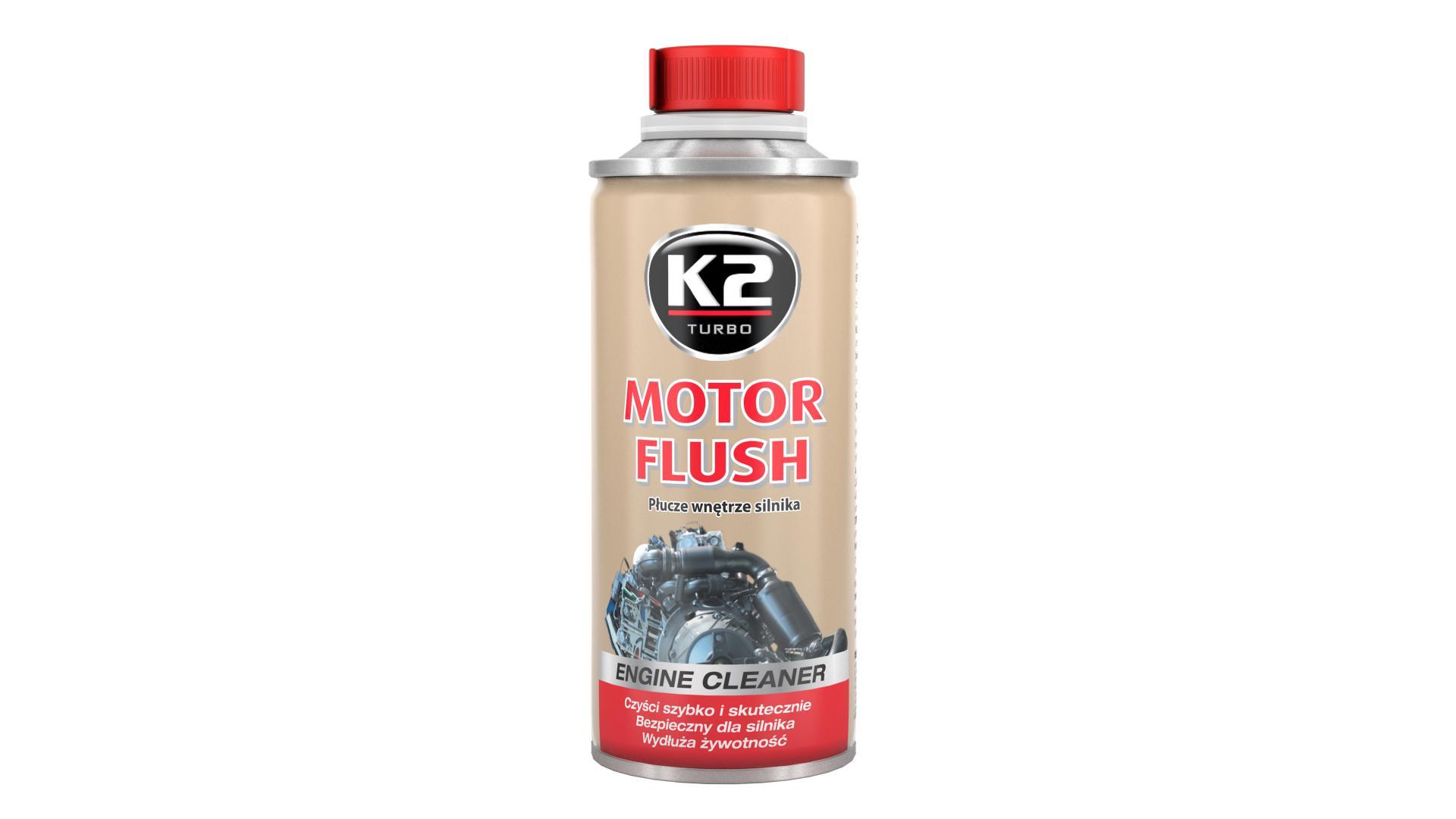 K2 MOTOR FLUSH 250 ML