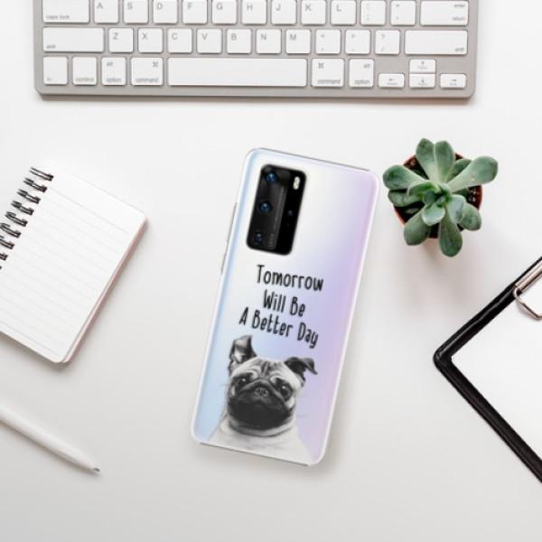 Plastové pouzdro iSaprio - Better Day 01 - Huawei P40 Pro