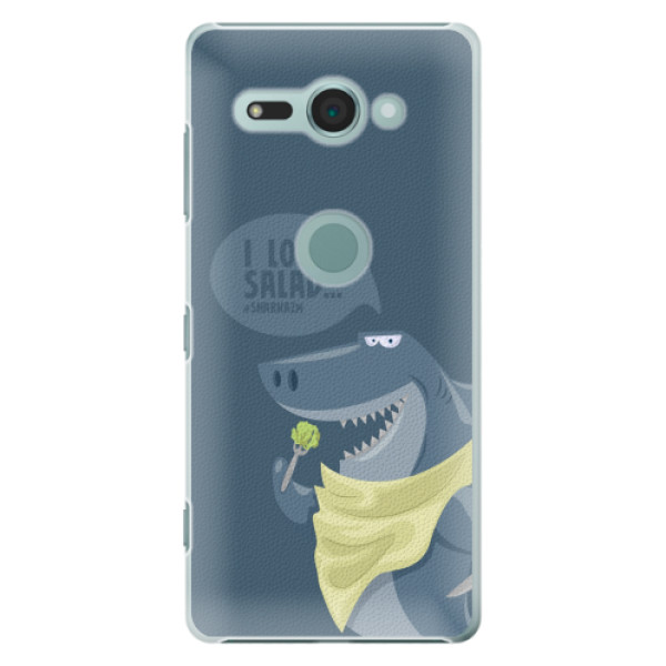 Plastové pouzdro iSaprio - Love Salad - Sony Xperia XZ2 Compact