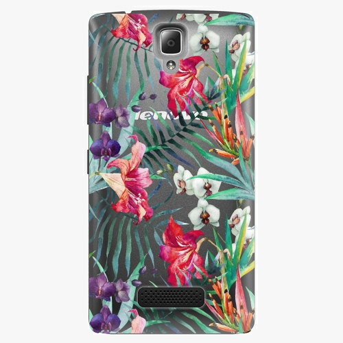 Plastový kryt iSaprio - Flower Pattern 03 - Lenovo A2010