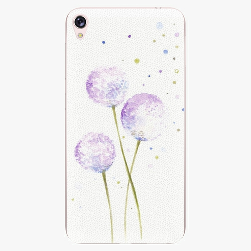 Plastový kryt iSaprio - Dandelion - Asus ZenFone Live ZB501KL