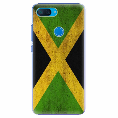 Plastový kryt iSaprio - Flag of Jamaica - Xiaomi Mi 8 Lite