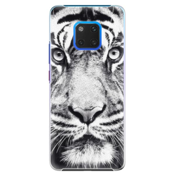 Plastové pouzdro iSaprio - Tiger Face - Huawei Mate 20 Pro