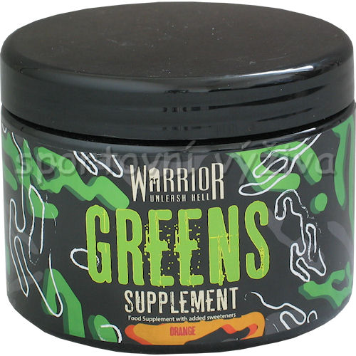 Greens Supplement 150g-orange
