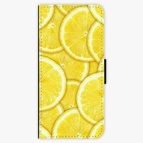 Flipové pouzdro iSaprio - Yellow - Samsung Galaxy S8 Plus