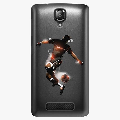 Plastový kryt iSaprio - Fotball 01 - Lenovo A1000