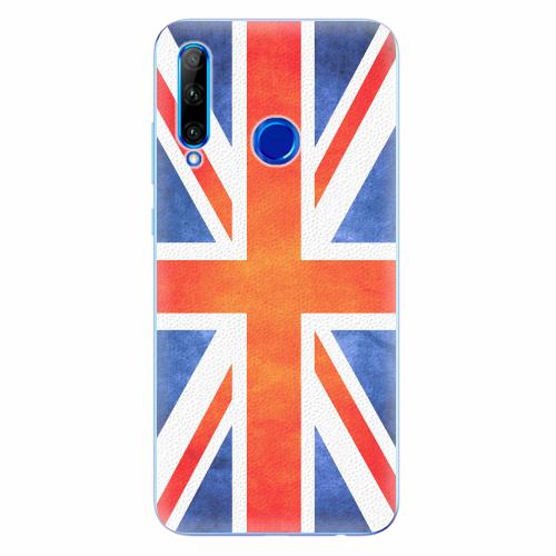 Silikonové pouzdro iSaprio - UK Flag - Huawei Honor 20 Lite