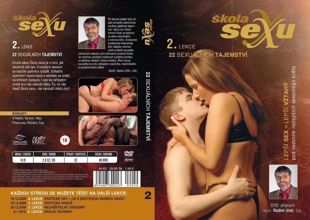 2.lekce - 22 sexuálních tajemství