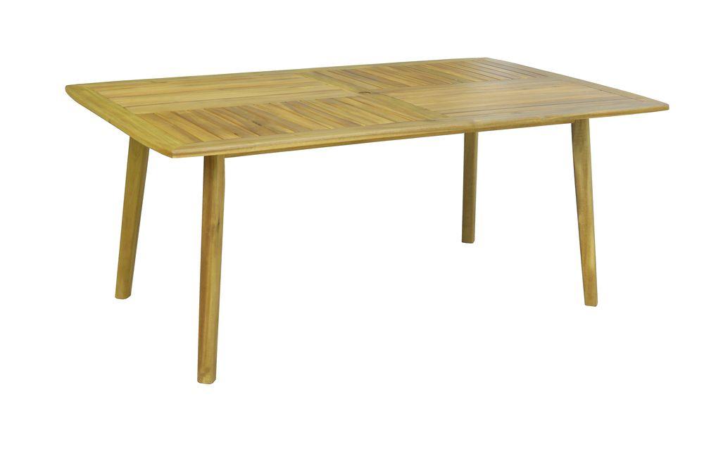 Zahradní dřevěný stůl PATRICIA