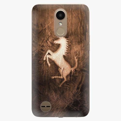 Plastový kryt iSaprio - Vintage Horse - LG K10 2017