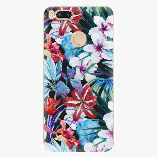 Plastový kryt iSaprio - Tropical Flowers 05 - Xiaomi Mi A1