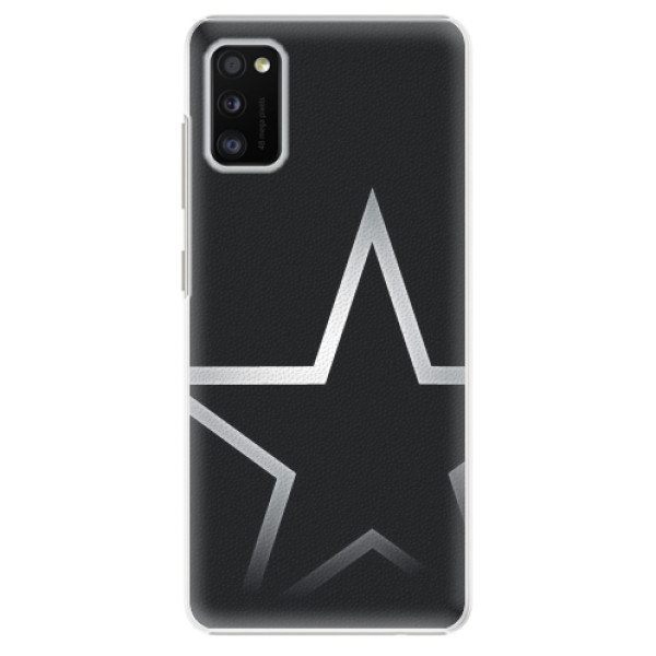 Plastové pouzdro iSaprio - Star - Samsung Galaxy A41