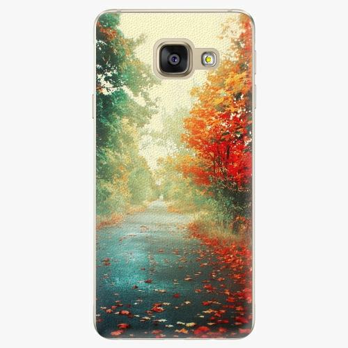 Plastový kryt iSaprio - Autumn 03 - Samsung Galaxy A5 2016