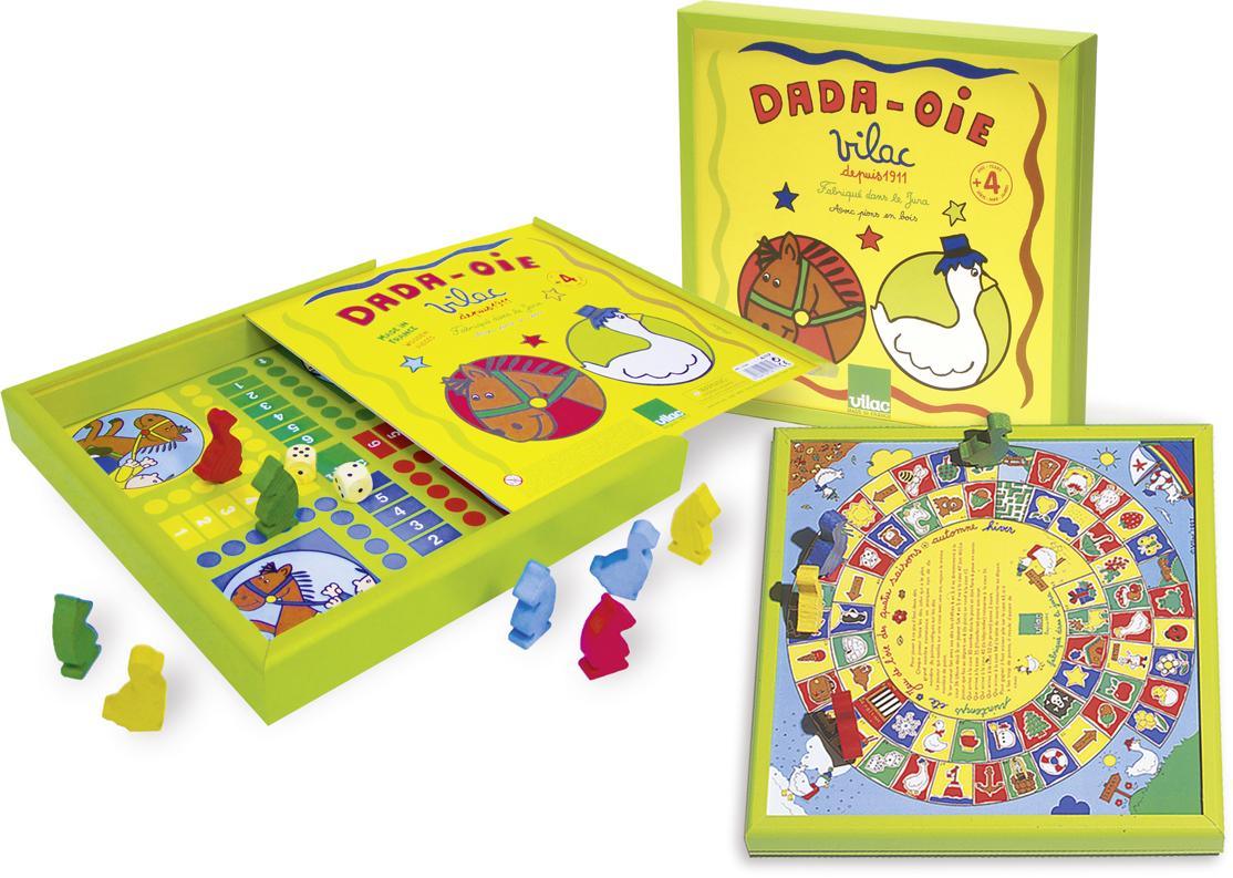 Vilac Dřevěný soubor her