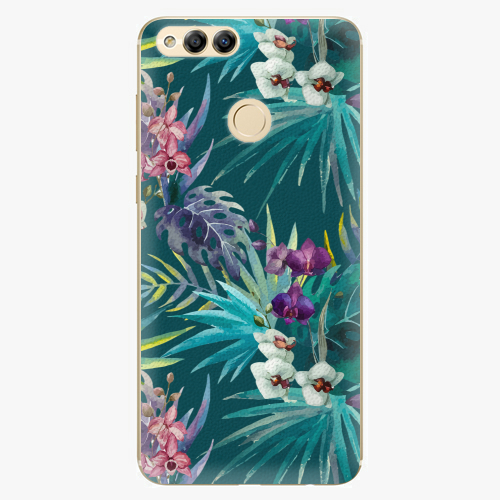 Plastový kryt iSaprio - Tropical Blue 01 - Huawei Honor 7X