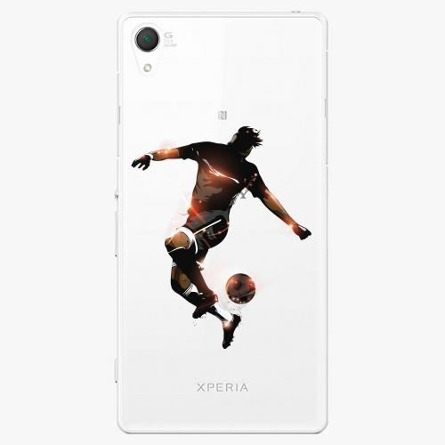 Plastový kryt iSaprio - Fotball 01 - Sony Xperia Z2