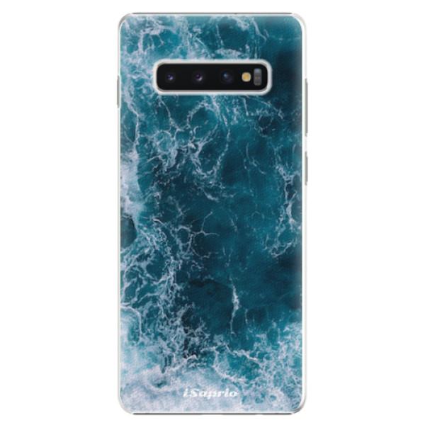 Plastové pouzdro iSaprio - Ocean - Samsung Galaxy S10+
