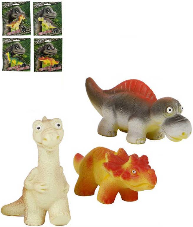 Dinosaurus ve vajíčku zvířátko líhnoucí se a rostoucí ve vodě - 4 druhy