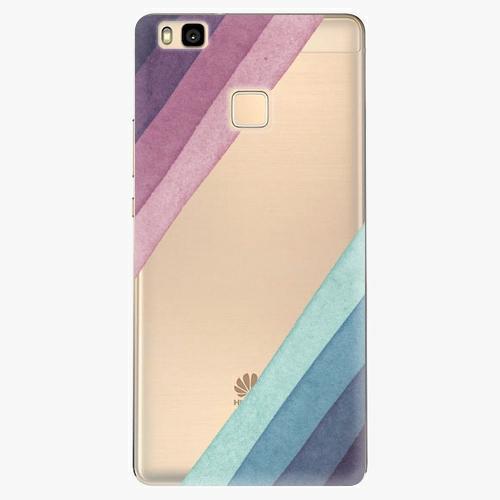Plastový kryt iSaprio - Glitter Stripes 01 - Huawei Ascend P9 Lite