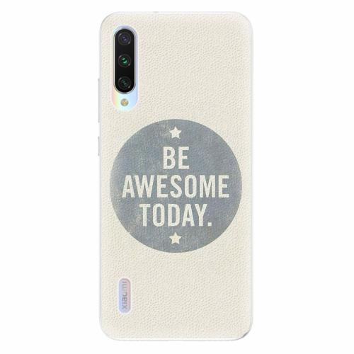 Silikonové pouzdro iSaprio - Awesome 02 - Xiaomi Mi A3