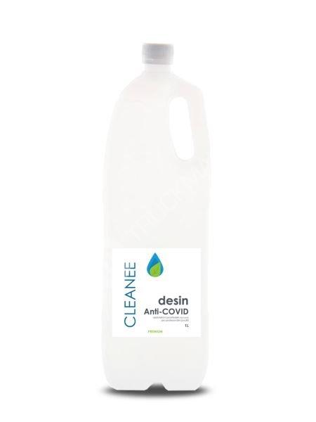 Dezinfekce na ruce CLENAEE- 1 litr - CERTIFIKOVÁNO