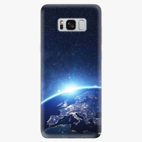 Plastový kryt iSaprio - Earth at Night - Samsung Galaxy S8 Plus