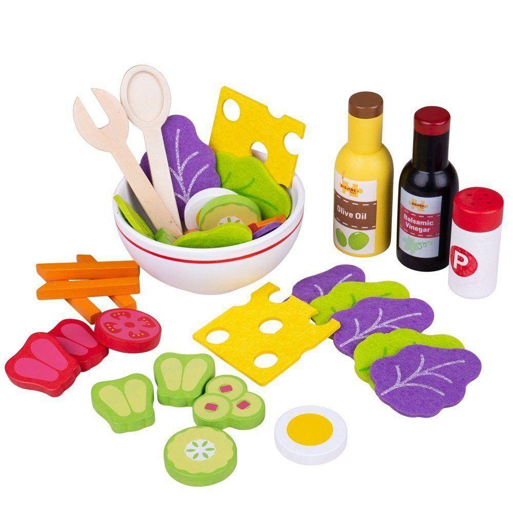 Bigjigs Toys Salátový set