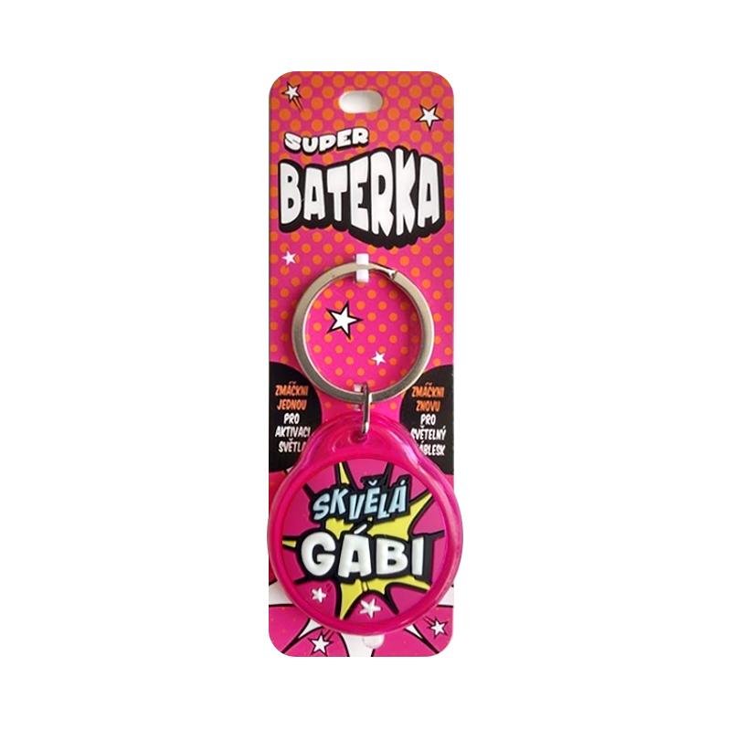 Super baterka - Gábi