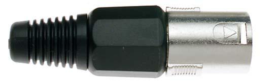 Stagg 926H samec XLR