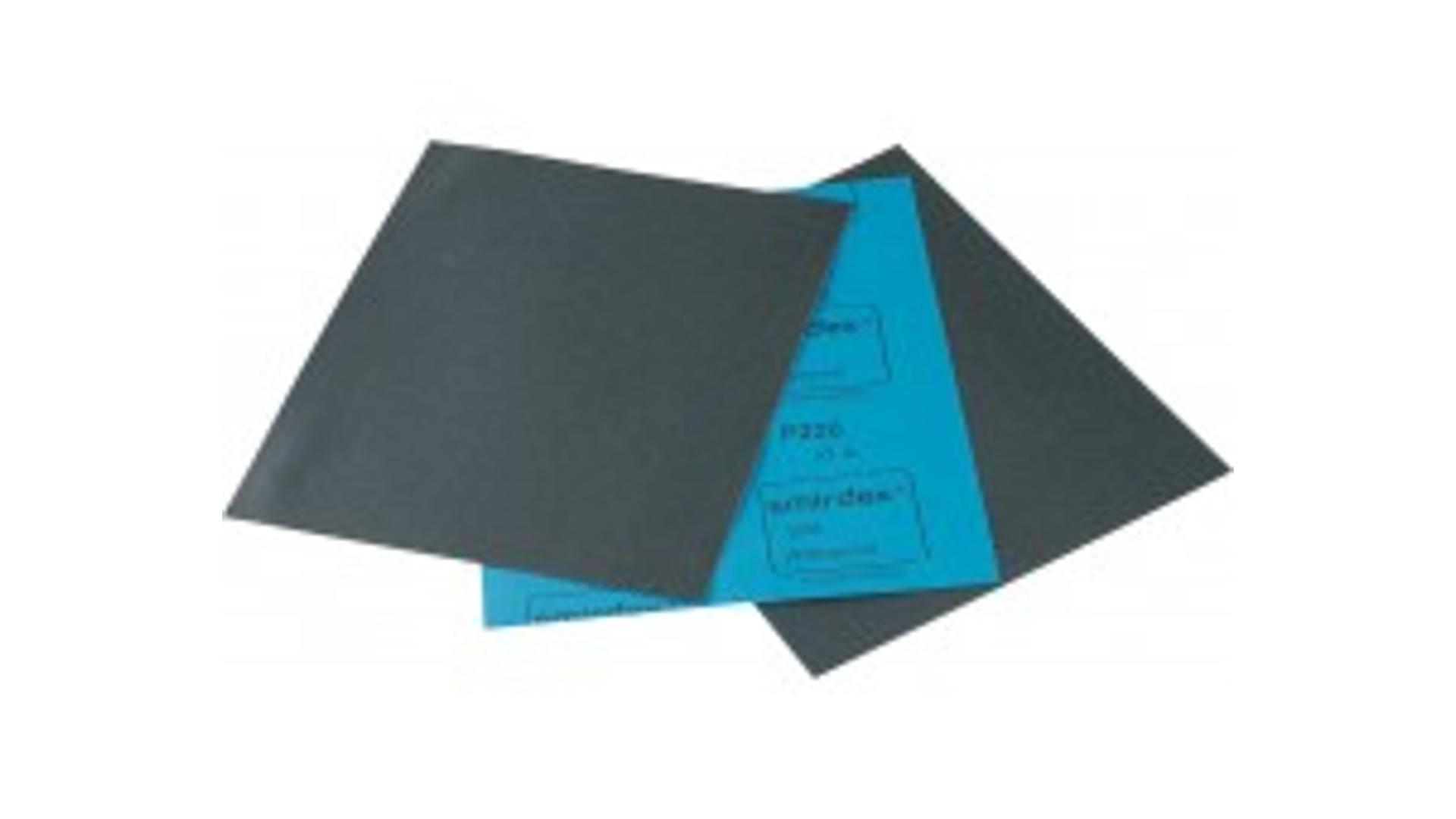Smirdex 270 brusný papír pod vodu P100