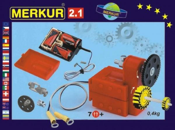 stavebnice-merkur-2-1-elektromotorek-v-krabici-26x18x5cm