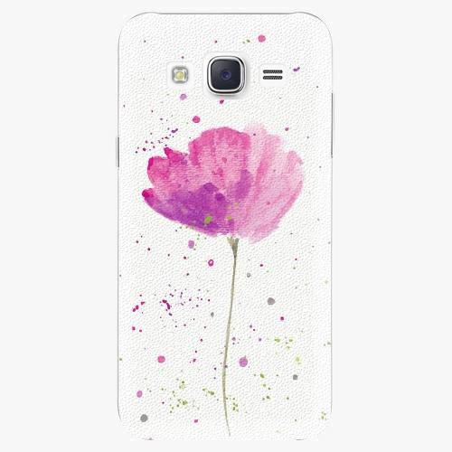 Plastový kryt iSaprio - Poppies - Samsung Galaxy Core Prime