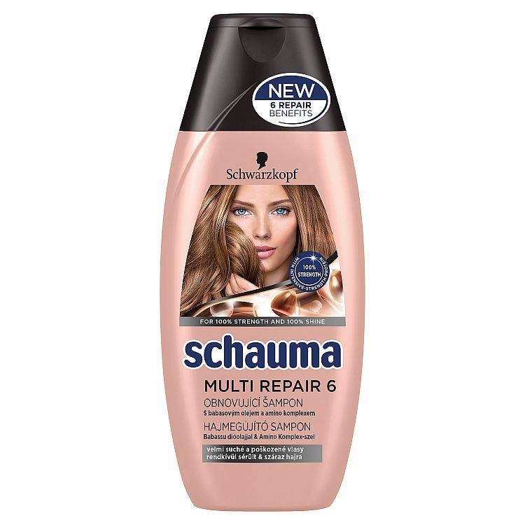 Multi Repair 6 obnovující šampon 250 ml
