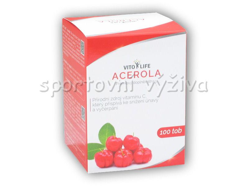 Acerola 500mg 100 kapslí