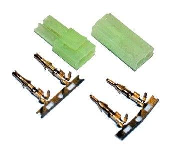Pár Mini Tamiya konektorů