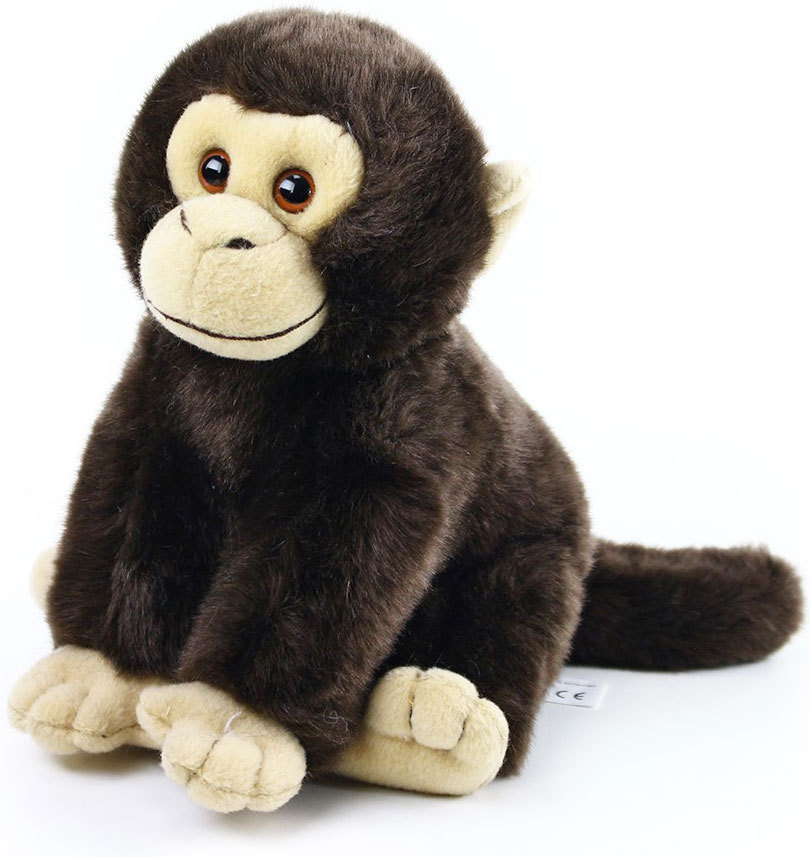 PLYŠ Opice 20cm sedící *PLYŠOVÉ HRAČKY*