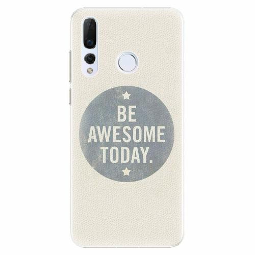 Plastový kryt iSaprio - Awesome 02 - Huawei Nova 4