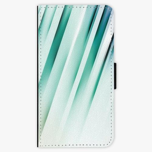 Flipové pouzdro iSaprio - Stripes of Glass - Huawei Ascend P8 Lite