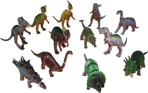 Dinosauři 21cm display box