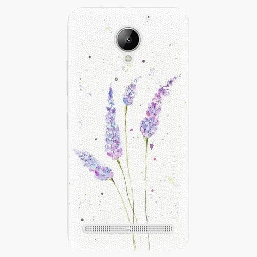 Plastový kryt iSaprio - Lavender - Lenovo C2