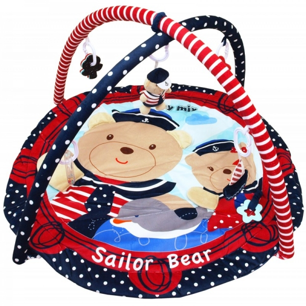 baby-mix-vzdelavaci-hraci-deka-sailor-bear