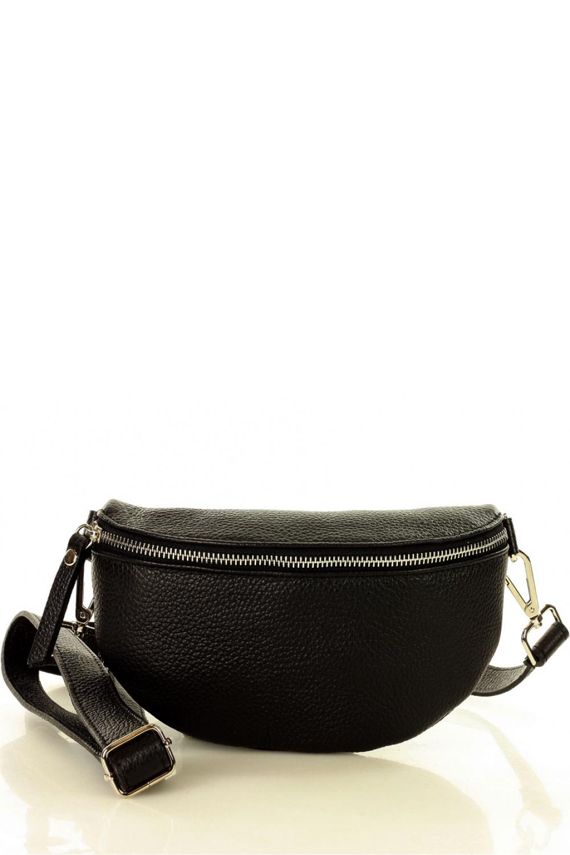 Přírodní kožená taška model 136567 Mazzini - UNI velikost