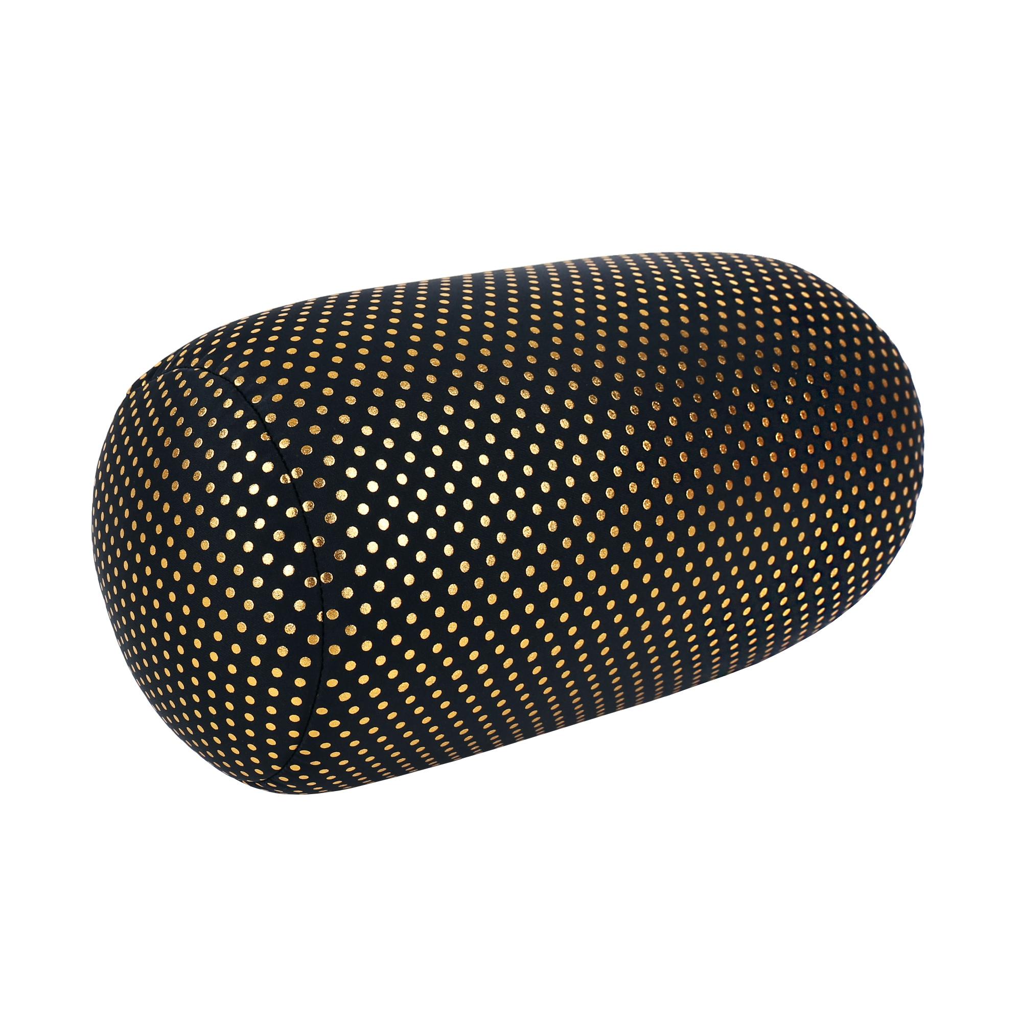 Relaxační polštáře - Relaxační polštář - Zlaté puntíky