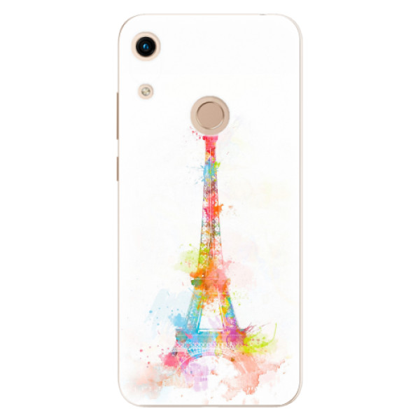 Odolné silikonové pouzdro iSaprio - Eiffel Tower - Huawei Honor 8A