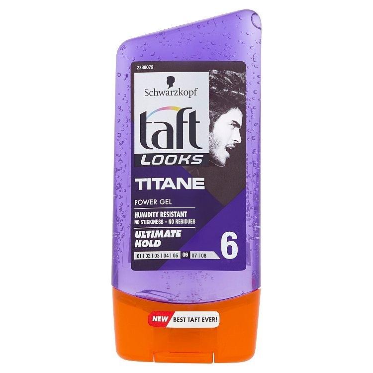 Taft Looks Titan Look stylingový gel 150 ml