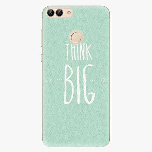 Plastový kryt iSaprio - Think Big - Huawei P Smart