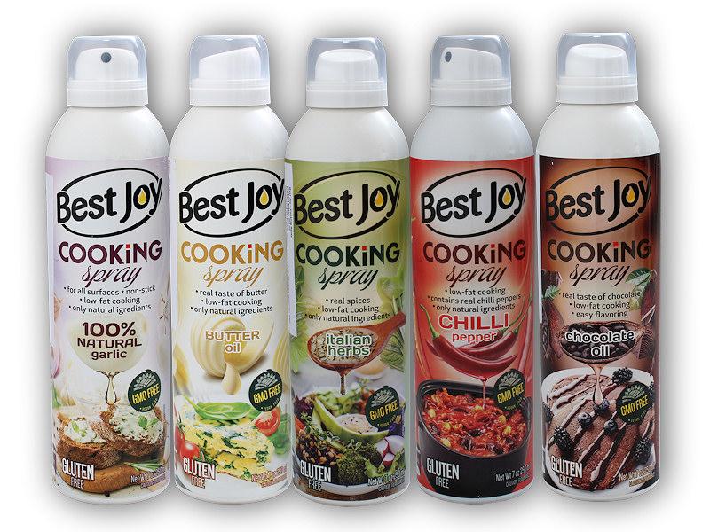 Luxury Cooking spray