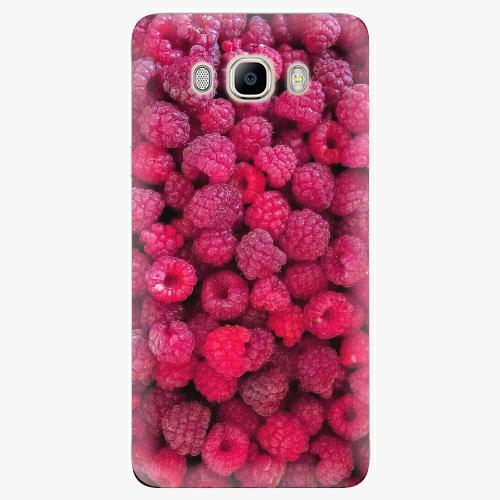 Plastový kryt iSaprio - Raspberry - Samsung Galaxy J7 2016