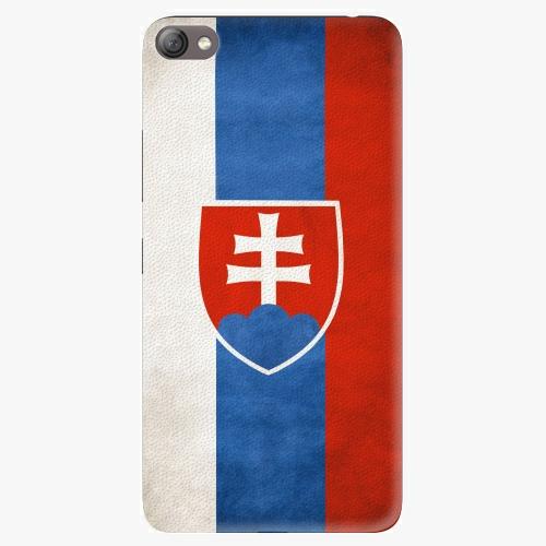 Plastový kryt iSaprio - Slovakia Flag - Lenovo S60