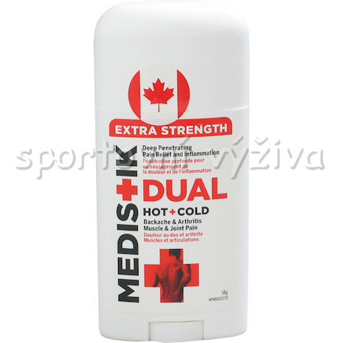 Medistik dual stick hot/cold 58g